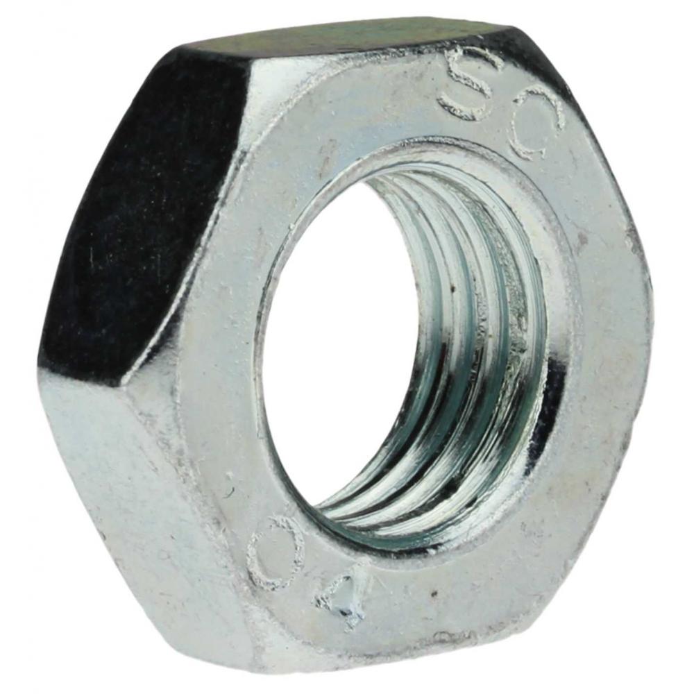 DIN 936 Sechskantmutter niedrige Form mit Fase M 14 17 H blank