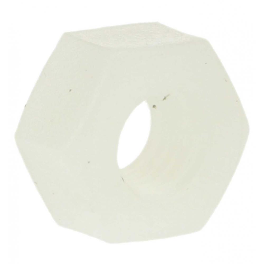 25 x M8 Kunststoff Sechskantmuttern Nylon Mutter Hex Nut Polyamide M8 DIN 555